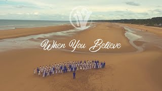 """""""When You Believe"""" cover by One Voice Children's Choir"""