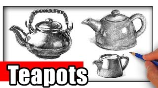How to Draw a Teapot - It's Important