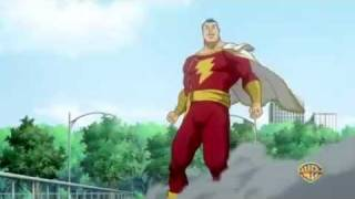 DC Showcase Collection: Superman/Shazam! The Return of Black Adam Official preview Clip