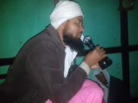 Bayan about Halqa Jikr at Keibung by Moulana Abdur Rahim