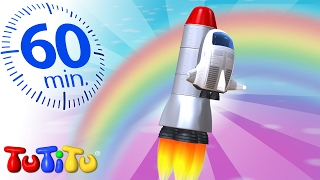 TuTiTu Specials | Spaceship | And Other Popular Toys for Children | 1 HOUR Special