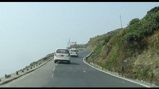 NJP Siliguri to Darjeeling by Car via Rohini Road - Part 1 (Upto Kurseong)