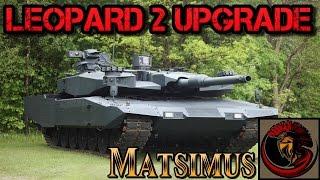 Leopard 2 MBT- Rheinmetall ADT Upgrade Package?