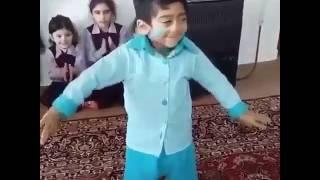 رقص جديد امير عباس پسر شيرين شمالى بعد از معروف شدن  ❤️