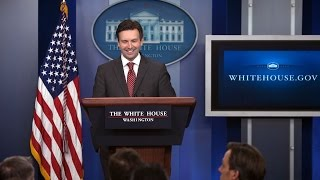 12/5/16: White House Press Briefing
