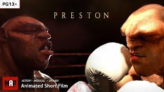 VFX & CGI Animated Short Film ** PRESTON ** Thriller Musical Sport by ISART DIGITAL