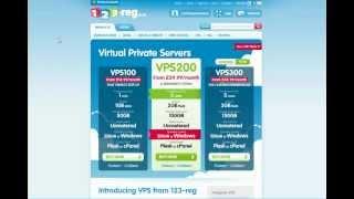 VPS Hosting UK : 123 Reg UK VPS Hosting Review