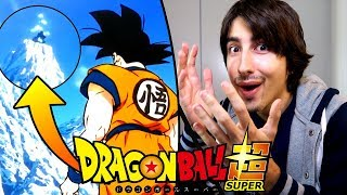 REAZIONE al TRAILER del FILM di DB SUPER 2018! Dragon Ball Super 2018 Movie ITA By GiosephTheGamer