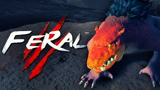 The HUNTER or the HUNTED?! - FERAL Gameplay (Free Demo)
