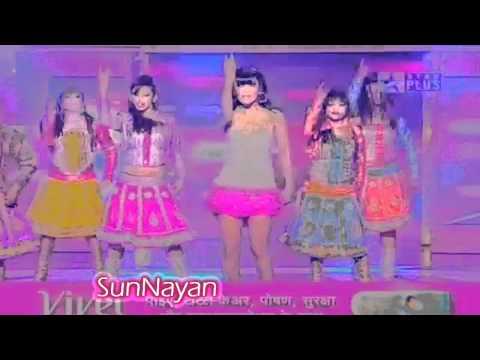 Koena Mitra [hot and sexy Dance vid too Crazy kiya re]
