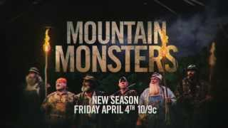 Mountain Monsters | New Season Friday 4/4 10/9c