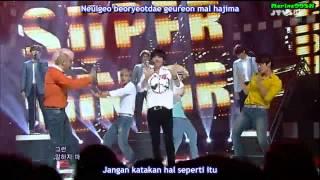 Super Junior - From U (indo sub)