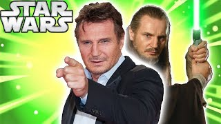 Liam Neeson OPEN to RETURN as Qui-Gon Jinn for Kenobi - Star Wars News Explained