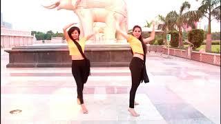 """MERE RASHKE QAMAR""| Dance Video | Baadshaho | Nusrat Fateh Ali Khan"