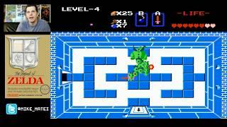 Zelda Randomizer - Trogdor Part 2 (NES) - Cinemassacre Plays