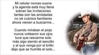 Ariel Camacho El Mentado - Letra
