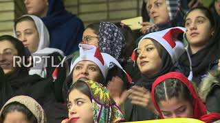 Iran: Women hope exceptional access to basketball game becomes default