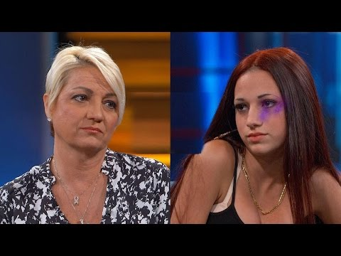 CASH ME OUTSIDE GIRL CAUGHT OUTSIDE BY HER MOTHER