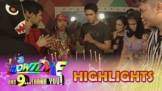 It's Showtime Magpasikat 2018: Dressing room raid with Team Vice Ganda and Amy