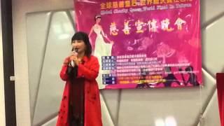 第一屆全球慈善皇后選拔-媒體宣傳慈善晚會(1)