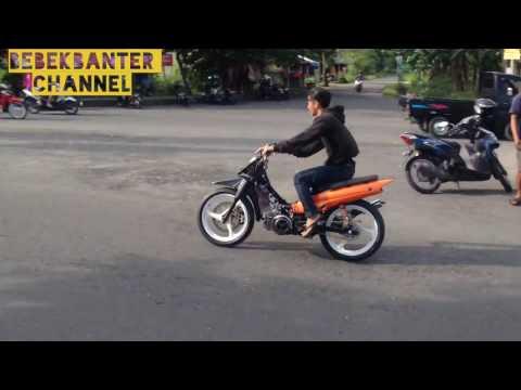 Setting Roadrace bebek 2tak fiz-r 116cc std - Kate Montor Maboer Jogjakarta