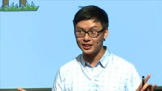 """""""Real"""" in education   Tien Luong   TEDxHanoi"""