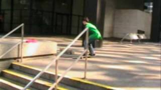 Peter Craigen 07-08 Skateboarding
