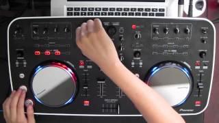 images DJ Ravine S WE LOVE ELECTRO Mix W Djay And A Pioneer DDJ Ergo