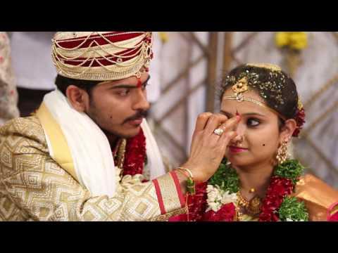{Kiran + Prathima} Cinematic Wedding promo..