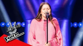 Cherine zingt 'Unsteady' | Blind Audition | The Voice van Vlaanderen | VTM