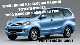 Wow! Keunggulan Toyota Avanza Yang Tidak Dimiliki Rivalnya!