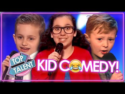 FUNNIEST KID COMEDIANS EVER On Got Talent TRY NOT TO LAUGH