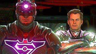 Injustice 2 - All Endings Alternative (Batman Vs Superman)
