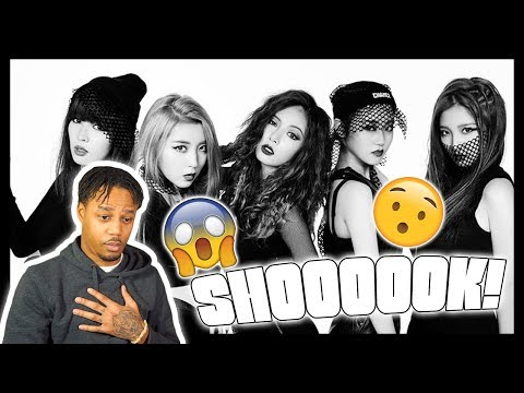 4MINUTE - 미쳐(Crazy) REACTION! Why'd They Have To Disband?!