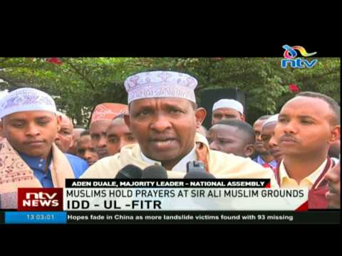 Xxx Mp4 Muslims Hold Prayers At Sir Ali Muslim Grounds To Mark Eid Ul Fitr 3gp Sex