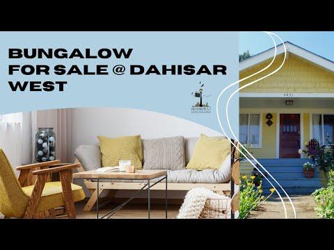 Bungalow for SALE @ Dahisar West, Near McDonalds