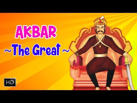 Xxx Mp4 Akbar The Great Part 1 Mughal Emperor Animated Full Movie Stories For Kids 3gp Sex