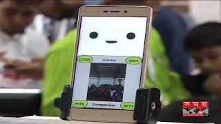 সোফিয়ার চেয়ে বেশি বুদ্ধসম্পন্ন রোবট তৈরি করলো বাংলাদেশের তরুণরাই ! Robot 'Bondhu' Better Than Sophia