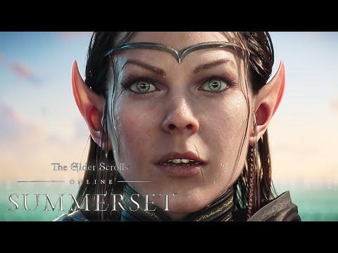 Xxx Mp4 The Elder Scrolls Online Summerset Cinematic Trailer 3gp Sex