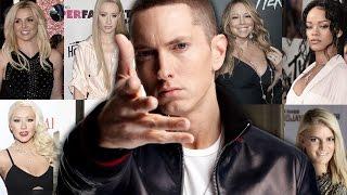 15 Celebs Dissed By Eminem