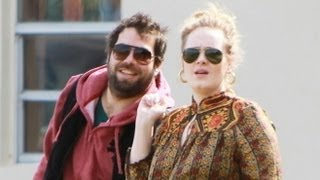 Adele Pregnant: 'Rolling in the Deep' Singer Says She's 'Over the Moon' Regarding Pregnancy