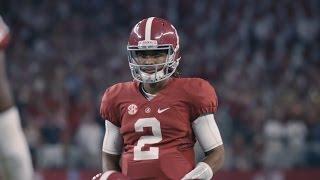 Alabama Jalen Hurts Freshman Highlights 2016