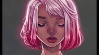How to Draw Hair (Speedpaint)