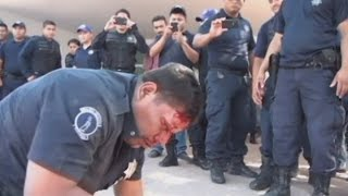 Police Funn Fight - Police Ethics Funny