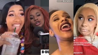 cardi b's funny videos will cure your depression