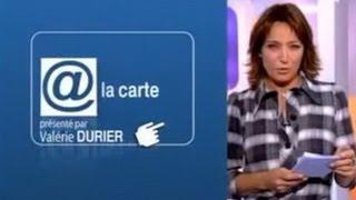Briser le tabou de l'inceste : témoignages - @ la carte présenté par V. Durier France 3 le 04/02/09