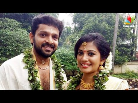 Shivada Nair enters wedlock with Muralikrishnan | Hot Malayalam Cinema News