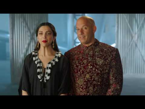 Xxx Mp4 XXx Stars Vin Diesel Deepika Padukone Diwali Wishes To Indian Fans XXx Return Of Xander Cage 3gp Sex