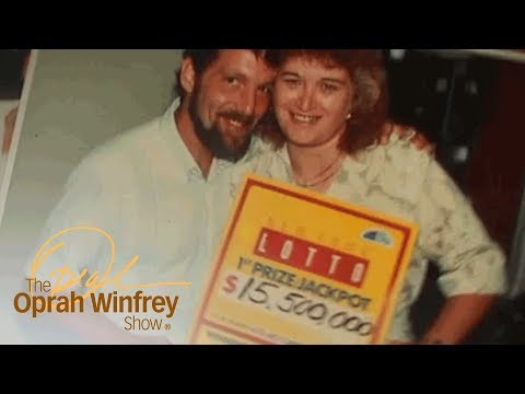The Lottery Winner Who Ended Up Regretting Her 15 Million Jackpot The Oprah Winfrey Show OWN