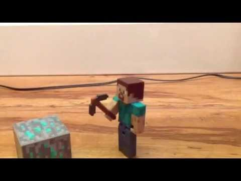 Xxx Mp4 Minecraft Action Figure Stop Motion Movie 1 Part 2 3 3gp Sex